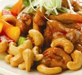 Stir Fried Chicken and Cashewnuts