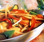 Stir Fried Seasonal Mix Vegetables